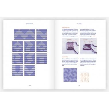 Rüdiger Schlömer Pixel, Patch und Pattern Typeknitting