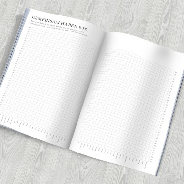 """ACD Freundebuch """"Meine Freunde"""" für Erwachsene"""