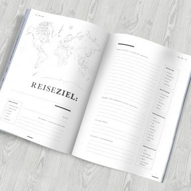 """ACD DESIGN.BÜRO / Reisetagebuch """"Unterwegs"""""""
