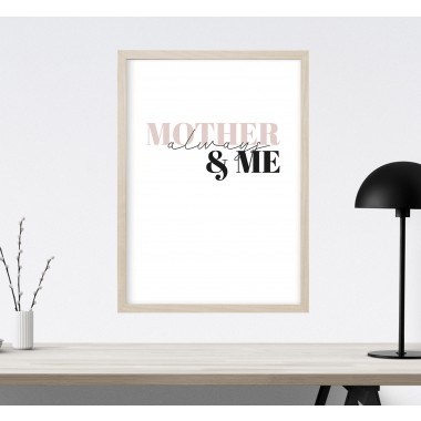 Kruth Design POSTER / ALWAYS MOTHER