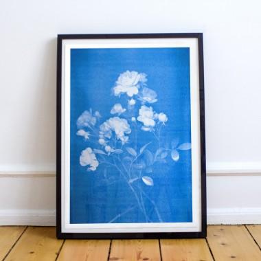 Risographie Poster – ARTPRINT ROSE
