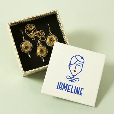 Irmeline - Accessoires Manufaktur Ohrringe »Altes Testament«