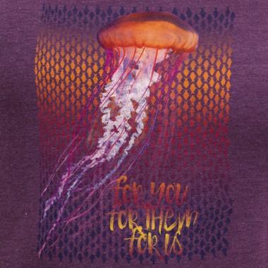 Ars Magna – Jelly Yell - Ladies Organic Bamboo T-Shirt