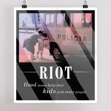 icificis – Riot - T-Shirt
