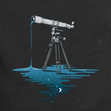 Robert Richter – Liquid Universe - Hoodie aus der Nikkifaktur