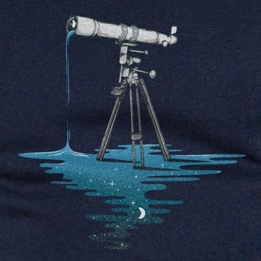 Robert Richter – Liquid Universe - Organic Cotton Unisex Hoodie