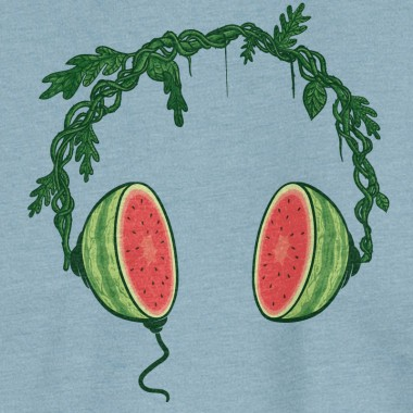 Robert Richter – Watermelon Beats - T-Shirt