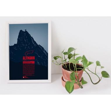 Altmann - Bergdruck