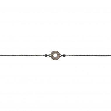 "BeWooden Armband aus Holz in runder Form ""Apis Nox Bracelet Circle"""
