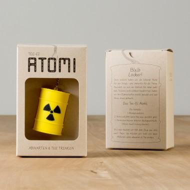 ATOMI Abwarten & Tee trinken