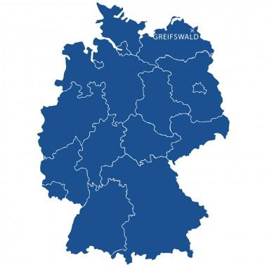 Greifswald KGR I-VIII