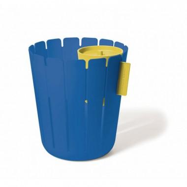 Konstantin Slawinski BASKETBIN Papierkorb (blau)
