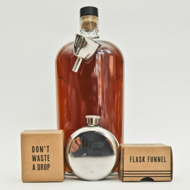 IZOLA - Flask Funnel - Don't Waste a Drop