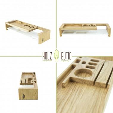 Schreibtisch organizer for Buro design bonn
