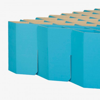 Das Bett 2.0 (petrol) | ROOM IN A BOX