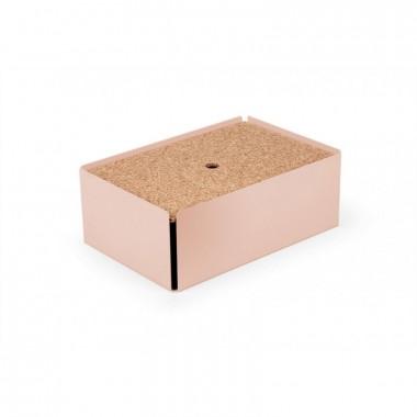 Konstantin Slawinski CHARGE-BOX Kabelbox (beigerot)