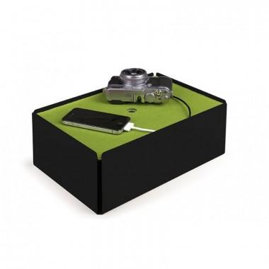 Konstantin Slawinski CHARGE-BOX Kabelbox (schwarz)