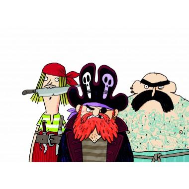 Captain Cork, Piratenpistole - von Neue Freunde