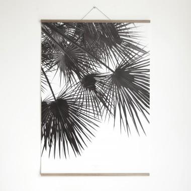 na.hili magnetische Posterleiste, Click-on-FRAME, Rahmen A1, Ahorn, Eiche, Nuss