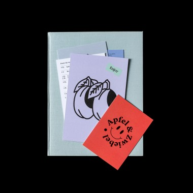 Apfel & Zwiebel Kartenset