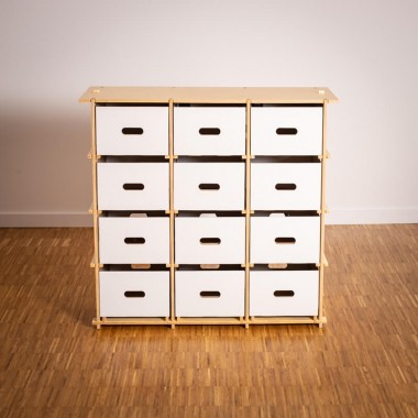 16boxes - Threebyfour (3x4) - Sideboard
