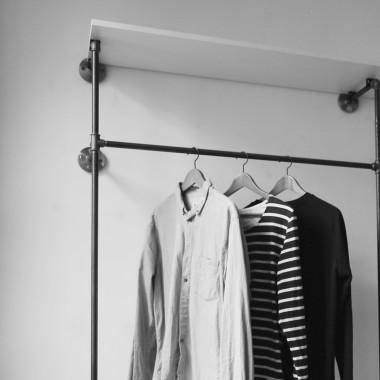 various. Offener Kleiderschrank MONO HIGH