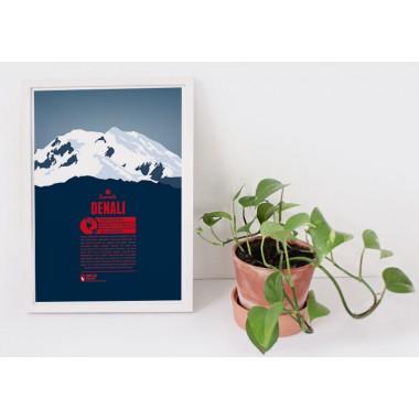 Denali - Bergdruck