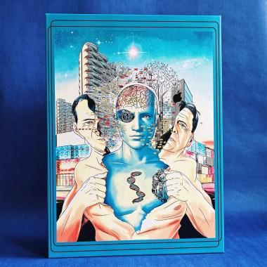 "Das Puzzle Kollektiv - Puzzle ""Transhuman"""