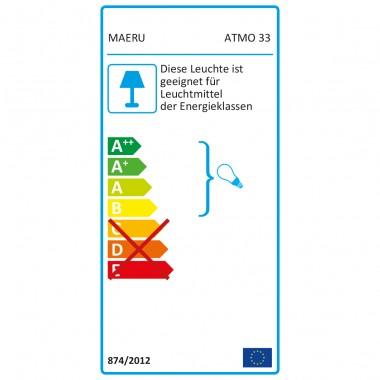 ATMO 33 von MAERU - Pendelleuchte