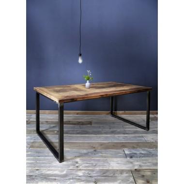 Esstisch aus Bauholz, Erik 1. 180 x 96cm