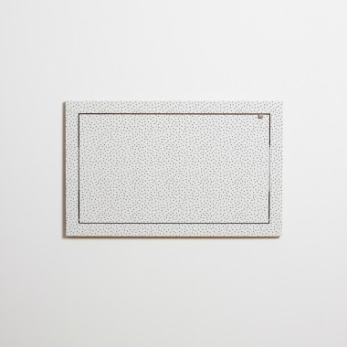 Fläpps Sekretär/in – Watercolor Dots by Kind of Style