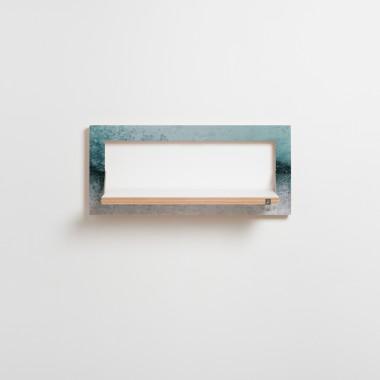 Fläpps Regal 60x27-1 – Snowdreamer by Monika Strigel