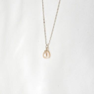 ST'ATOUR FORTUNA - feine Kette mit Perle in Gold, Silber oder Roségold