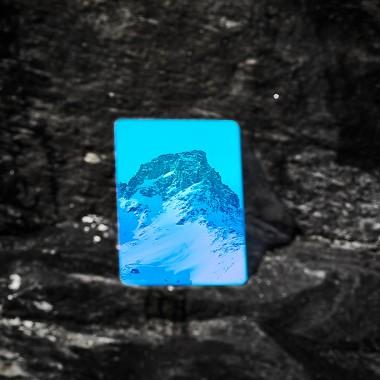 FÚ_DUSK color gradient mirror