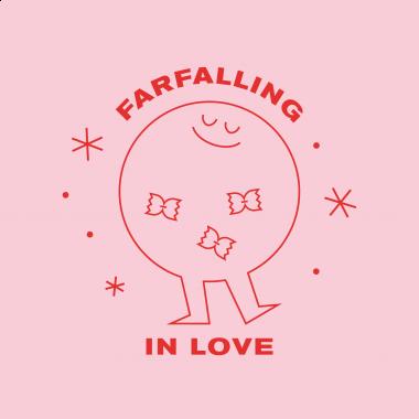 Farfalling in Love Jutebeutel – studio ciao
