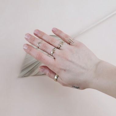 BRASSCAKE // T Ring