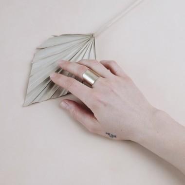 BRASCAKE // Sage Ring