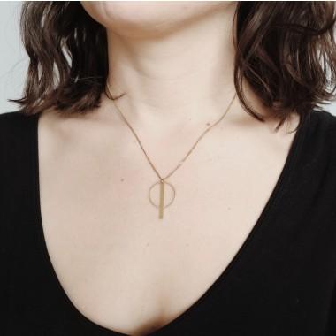 BRASSCAKE // Sono Necklace