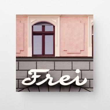 """München im Quadrat - """"Frei"""""""