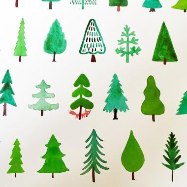 Waldposter