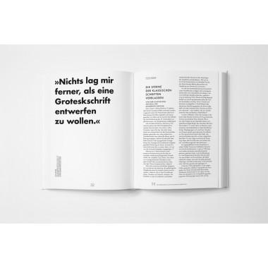 Isabel Naegele, Annette Ludwig & Petra Eisele - Futura. Die Schrift - Ein umfassender Geburtstagsglückwunsch an eine der besten Schriften ever