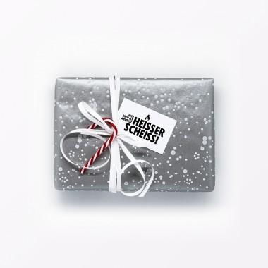 TYPOP 10-teiliges Geschenkanhänger-Set 85 x 55 mm