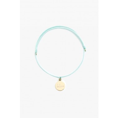 Oh Bracelet Berlin - Armband »Believe« Farbe Gold