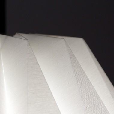 Nachtfalter Hängeleuchte *Kandis* ⍉ 40 weiß