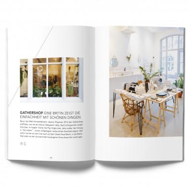 'Hallo Amsterdam': Restaurantgründer*innen, Kultur, Cafés, Grachten und raue Lagerhallen / Ankerwechsel Verlag