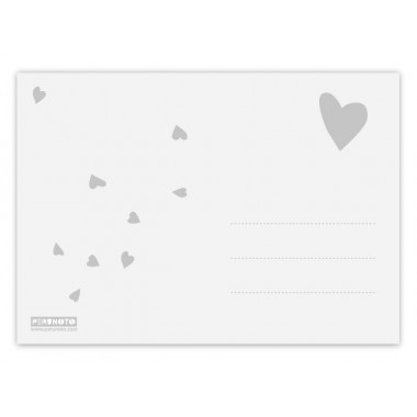 Postkarte Happy Valentine's Day