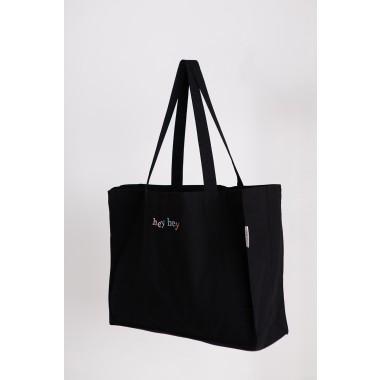 hey hey Rainbow Shopping Bag