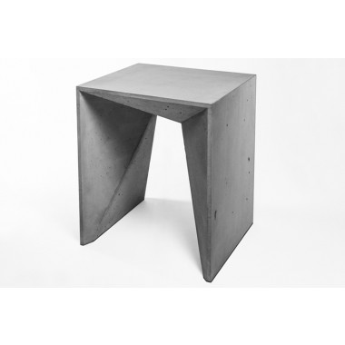 HOCKER HEINRICH, Betonhocker