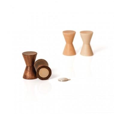 """Holzpins - """"Schmuck(e) Lösung"""" von Lumenqi"""