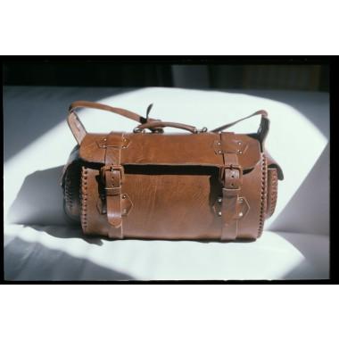 """Weekender """"Vincente"""" (Ledertasche, Reisetasche, Handgepäck, Tasche, Leder)"""